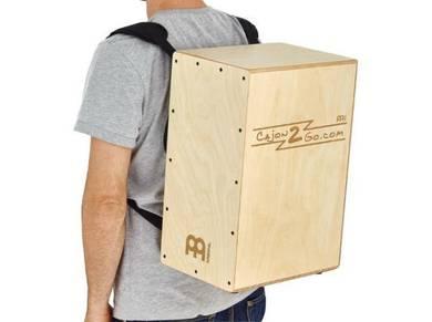 Cajon 2 go meinl backpacker to let go