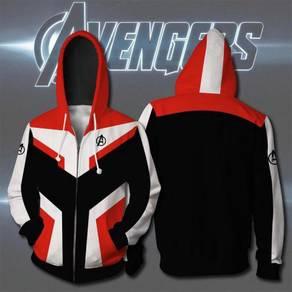 Avengers Endgame Quantum Battle hoodie RBT0116