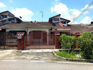 Tmn angerik ( tampoi ) single storey terrace || 100% srp loan