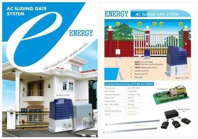E2100 Ac Power Auto Gate Sliding Gate