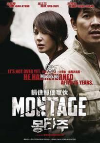 DVD KOREA MOVIE MONTAGE Kim Sang-kyung Malay Sub
