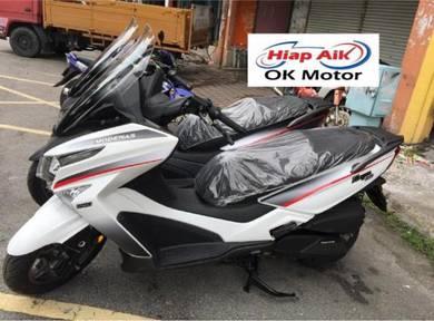 Modenas elegan 250 cc