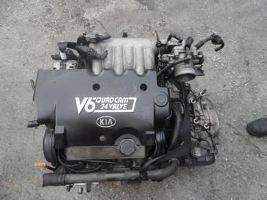 KIA CARNIVAL K5 engine