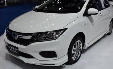 Honda city 2017 facelift modulo bodykit