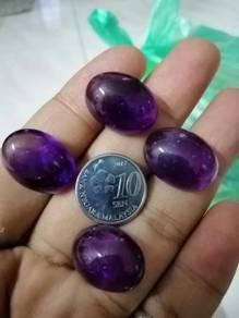 Batu kecubung brazil