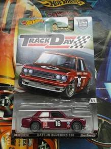 Hotwheels Trackday Datsun Bluebird 510