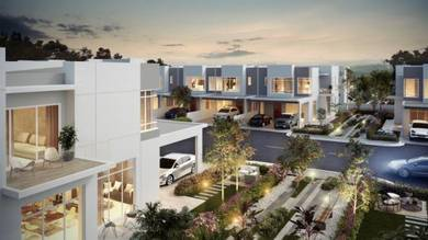 Paroi Senawang SIGC 2 Storey Superlink House 24X80 RM1000 Booking Fees