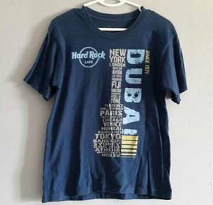 Hard Rock T-shirt - Authentic