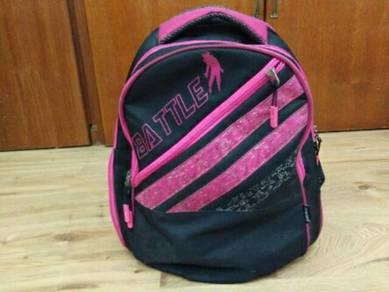 Swan school bag