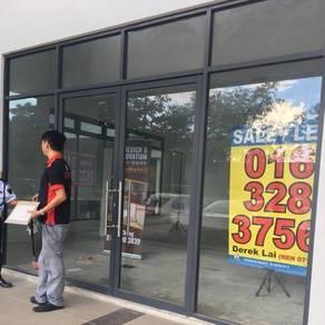 Shop rental  - Kepong