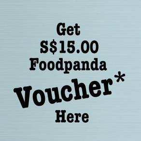 S15 Foodpanda Voucher For Free