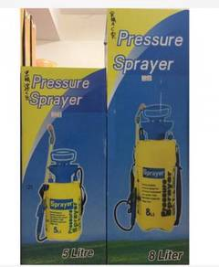 Sprayer 5 & 8 Liter Garden Pressure Sprayer