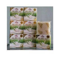 Sabun susu beras asli