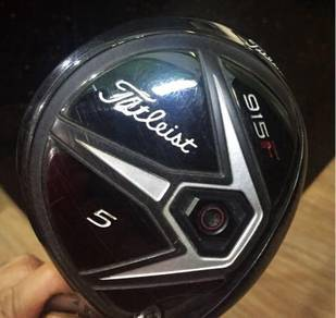 UK Spec Titleist 915F 5 Wood