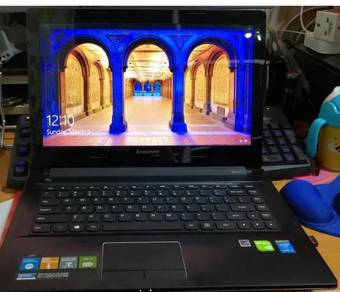 Lenovo laptop I5 processor