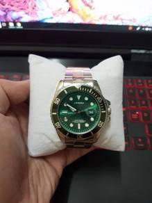 Sinobi quartz submarine diver style watch