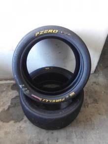 Pirelli P-Zero Slick Tyre 255/40/19
