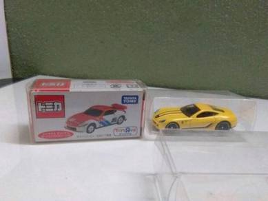 Hotwheels X 1/64 PVC Display Box Nipis