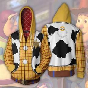 Woody The Toy Story hoodie jacket RBT0093