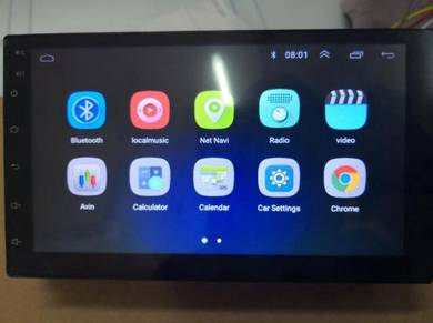 Car android player 7inch gps waze youtube 16grom