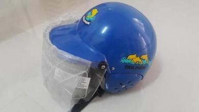 Helmet budak topi budak untuk basikal