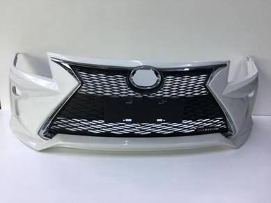 Toyota Camry 2007-2012 lexus front bumper complete