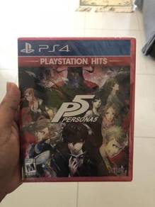 PS4 Game Persona 5/ V NEW AND SEALED