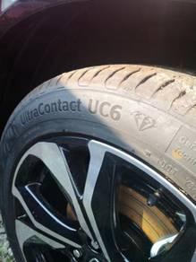 Honda HRV 2019 OEM Sports Rim With Tyres