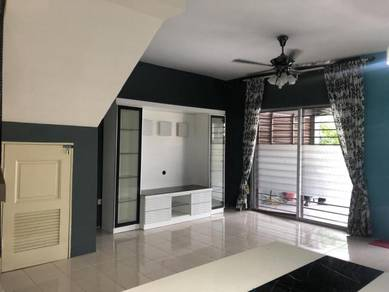 ENDLOT FREEHOLD RENOVATED 2STOREY,Setia Alam