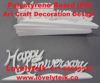 Polystyrene Board EPS Foam Art Crafting Material