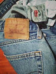 Levis 501 USA jeans W 29 L 40 ref Jly 07