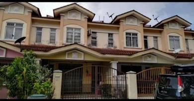 Pelangi Indah Guarded Rooms for rent