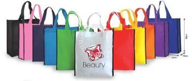 11 colour Woven bag