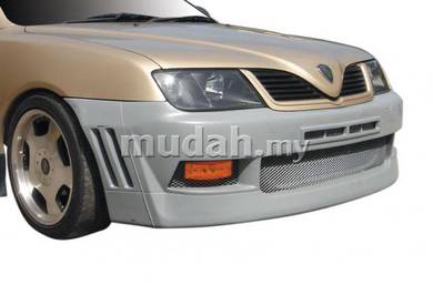 Proton Waja Evo Front Bumper With Lamp