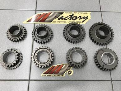 M Factory - 3, 4, 5, 6 - Close Ratio Gear K Series