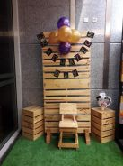 Pallet Photo Booth