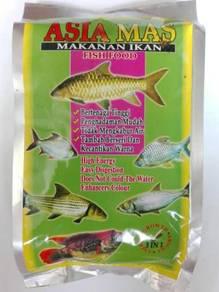 Asia Mas Fish Food Makanan Ikan 1kg