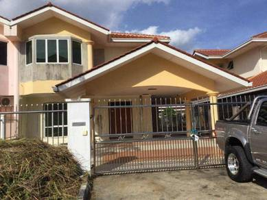 Semi detached double story house, 999yrs.
