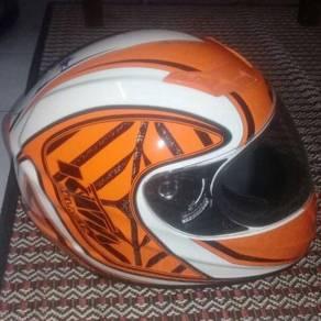 Helmet fullface ktm