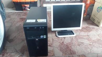 HP Compaq dx7400 Desktop CPU
