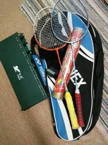 Set badminton fleet