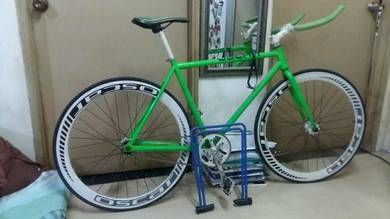 Second Hand Oscar Fixie Bike for sale