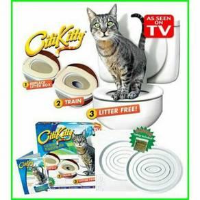 Citikitty cat toilet training kit pet