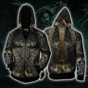Aquaman hoodie jacket RBT0108