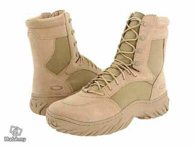 Oakley army combat boots shoes