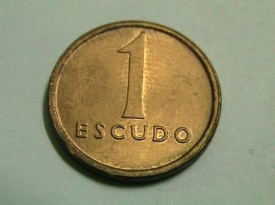 Portugal 1 Escudo 1981