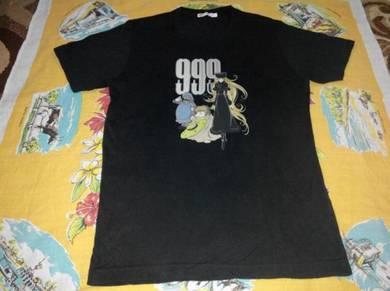 999 eijimatsumoto anime tshirt