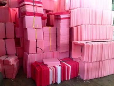 Recycle grade PE FOAM resin pellets supply Penang