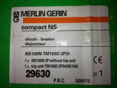 Merlin Gerin 3 Poles Circuit Breaker