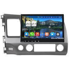 Honda civic fd 10 inch android player